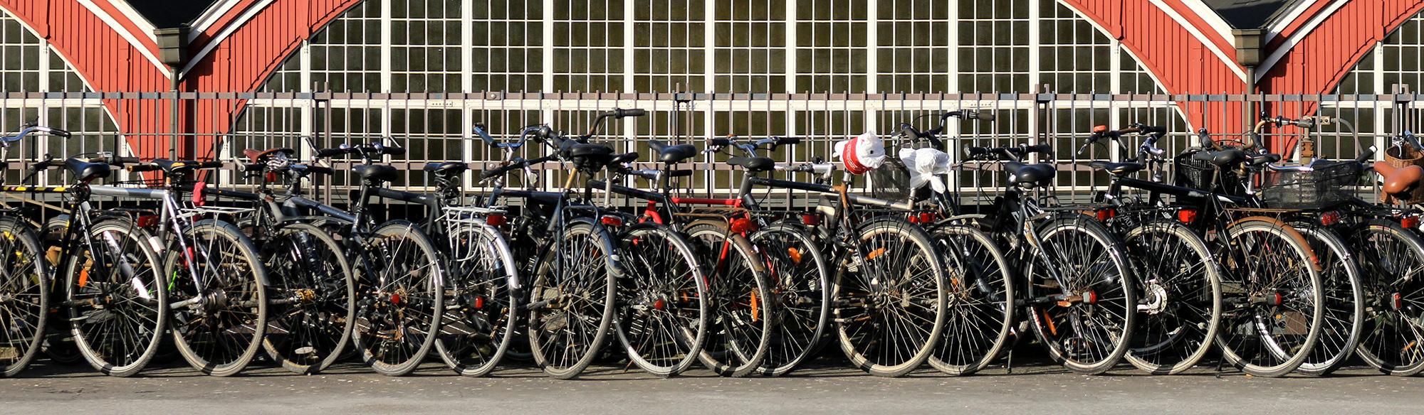 Copenaghen città sostenibile a due ruote