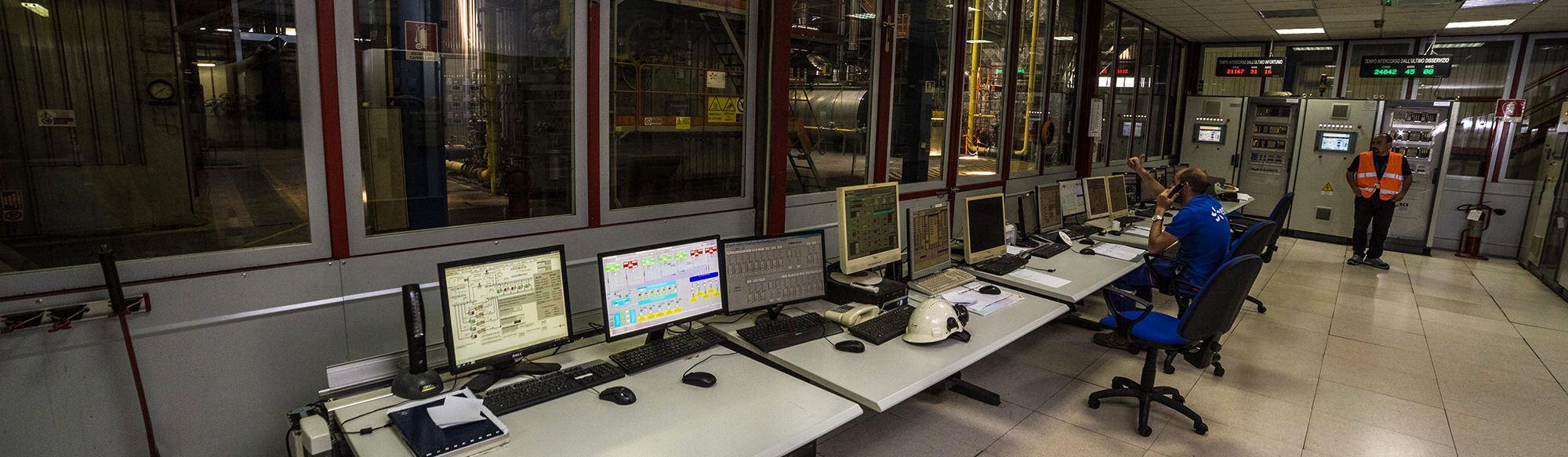 Efficienza energetica nello stabilimento di Pomigliano d'Arco