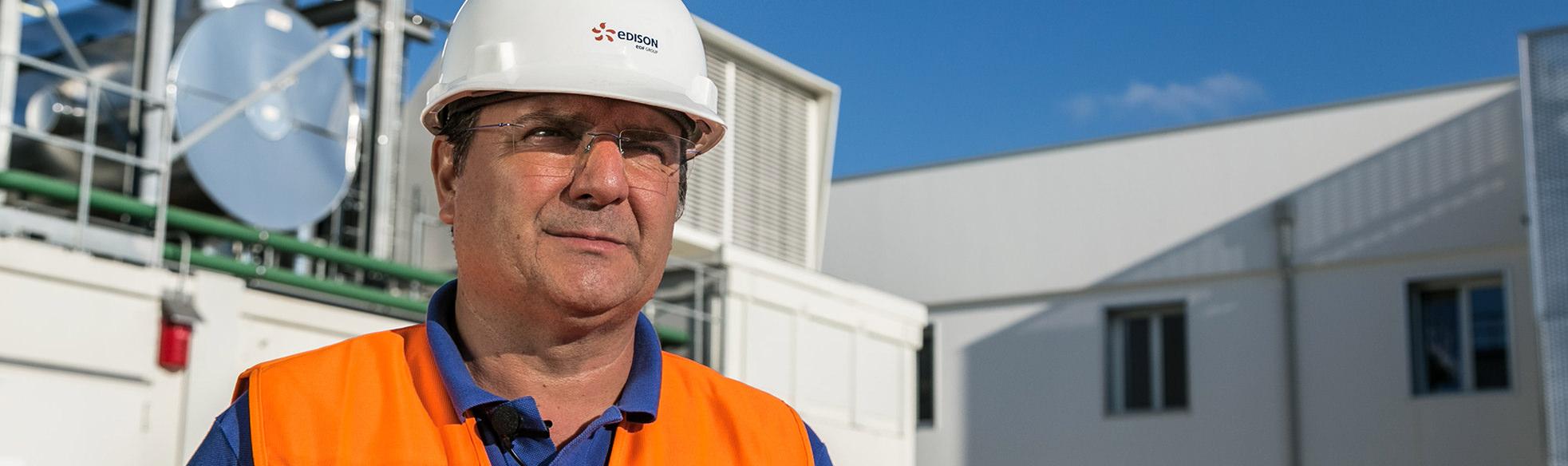 Fabio Bussini, Responsabile Operation&Maintenance