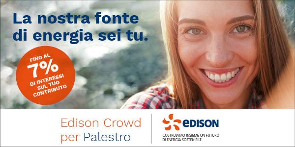 edison crowd per Palestro