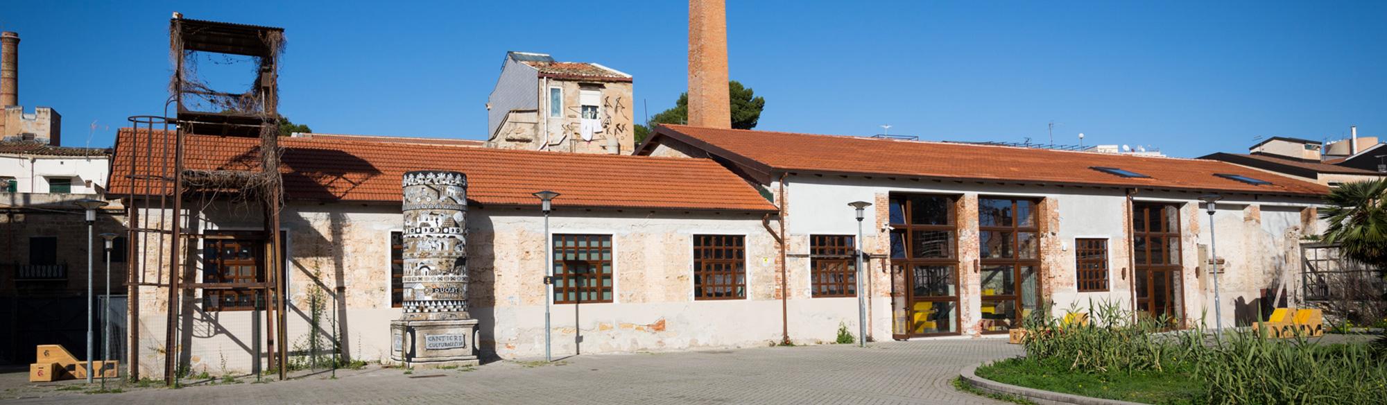 Riqualificazione cantieri della Zisa a Palermo