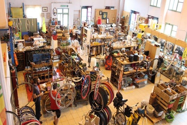 Mercato dell'usato Triciclo a Torino